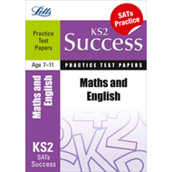 Maths and English (BOK)