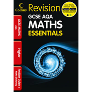 AQA Maths Higher Tier: Revision Guide (BOK)