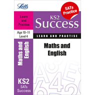 Maths & English Age 10-11 Level 4: Learn & Practise (BOK)