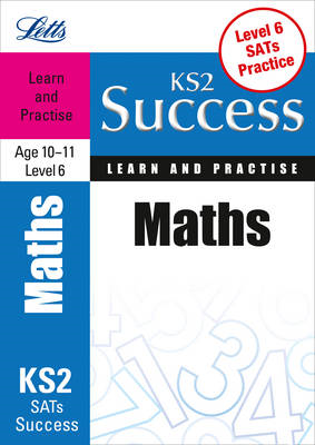 Maths Age 10-11 Level 6 (BOK)