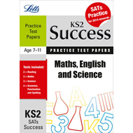 Maths, English and Science (BOK)