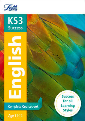 KS3 English Complete Coursebook (BOK)