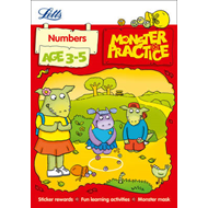 Numbers Age 3-5: Age 3-5 (BOK)