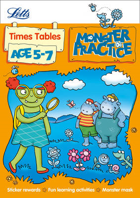 Times Tables Age 5-7 (BOK)