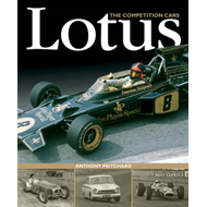 Lotus: The Competition Cars - All the Racing Type Numbers from 1947 to the Modern Era (BOK)
