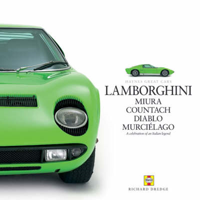 Lamborghini: A Celebration of an Italian Legend (BOK)