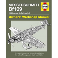 Messerschmitt Bf109 Manual (BOK)