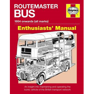 Routemaster Bus Manual (BOK)