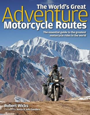 World's Great Adventure Motorcycle Routes (BOK)