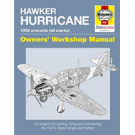 Hawker Hurricane Manual: An Insight into Owning, Restoring, Servicing and Flying Britain's Classic W (BOK)