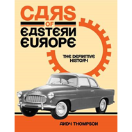Cars of Eastern Europe: The Definitive History (BOK)