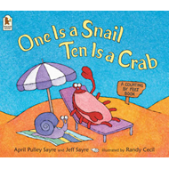 One Is a Snail, Ten Is a Crab (BOK)
