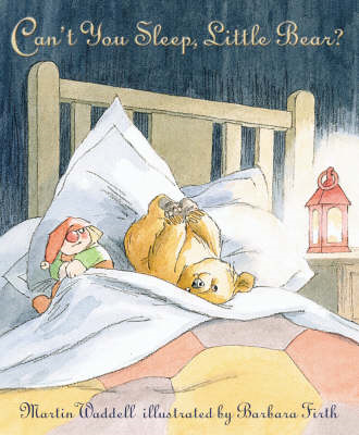 Can't You Sleep, Little Bear (BOK)