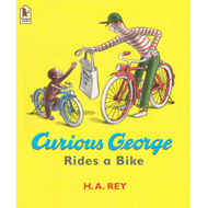 Curious George Rides a Bike (BOK)