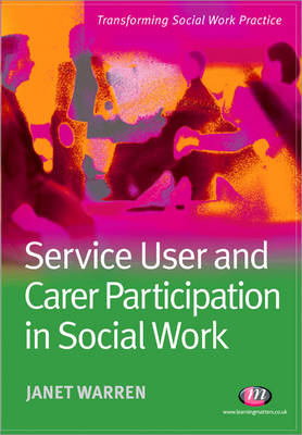 Service User and Carer Participation in Social Work (BOK)