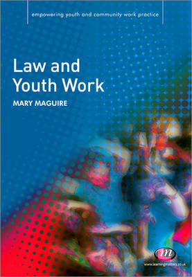 Law and Youth Work (BOK)