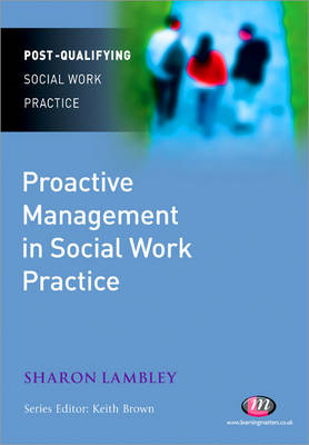 Proactive Management in Social Work Practice (BOK)