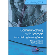 Communicating with Learners in the Lifelong Learning Sector (BOK)