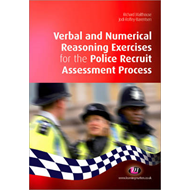 Verbal and Numerical Reasoning Exercises for the Police Recr (BOK)
