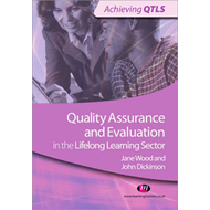 Quality Assurance and Evaluation in the Lifelong Learning Se (BOK)