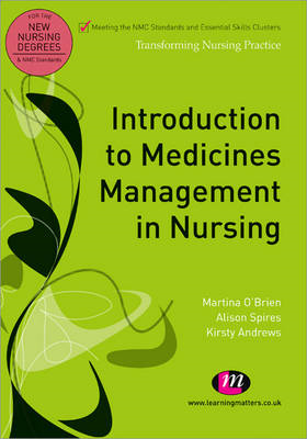 Introduction to Medicines Management in Nursing (BOK)