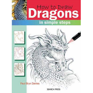 How to Draw: Dragons (BOK)