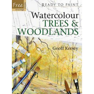 Ready to Paint: Watercolour Trees & Woodlands (BOK)