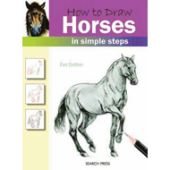 How to Draw: Horses (BOK)