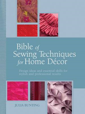 Bible of Sewing Techniques for Home Decor (BOK)