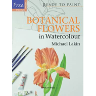 Botanical Flowers in Watercolour (BOK)
