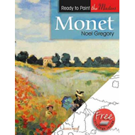 Ready to Paint the Masters: Monet (BOK)