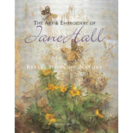 Art and Embroidery of Jane Hall (BOK)