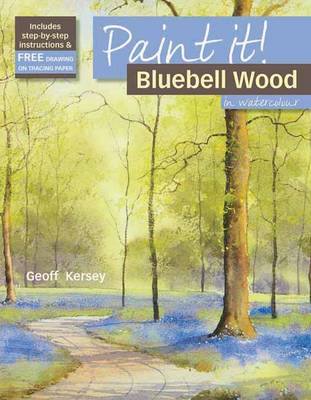 Bluebell Wood in Watercolour (BOK)