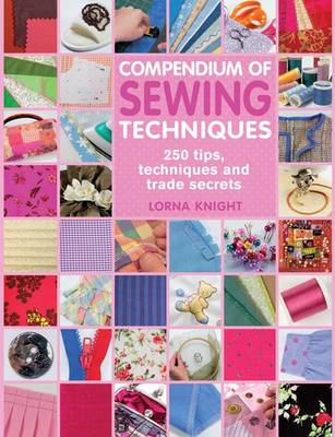 Compendium of Sewing Techniques (BOK)