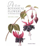 A-Z of Botanical Flowers (BOK)