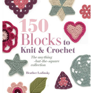150 Blocks to Knit and Crochet (BOK)