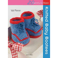 Twenty to Make: Knitted Baby Bootees (BOK)