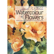 Janet Whittle's Watercolour Flowers (BOK)