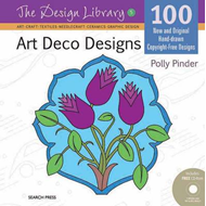 Art Deco Designs (BOK)