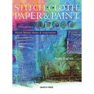 Stitch, Cloth, Paper and Paint (BOK)