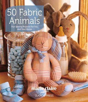 50 Fabric Animals (BOK)