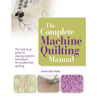 Complete Machine Quilting Manual (BOK)