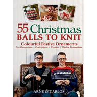 55 Christmas Balls to Knit (BOK)