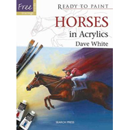 Ready to Paint: Horses (BOK)