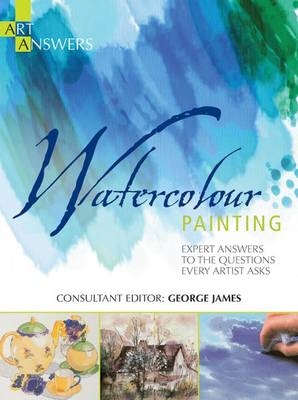 Art Answers: Watercolour Painting (BOK)
