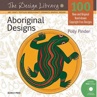 Design Library: Aboriginal Designs (DL08) (BOK)