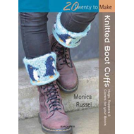 Knitted Boot Cuffs (BOK)