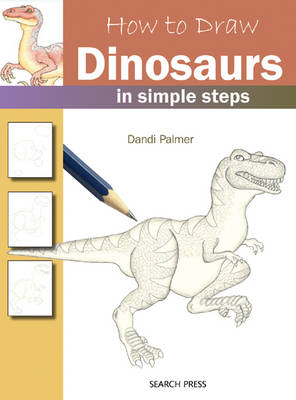 How to Draw Dinosaurs: in Simple Steps (BOK)
