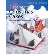 Decorating Christmas Cakes (BOK)
