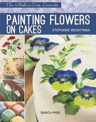 Painting Flowers on Cakes (BOK)